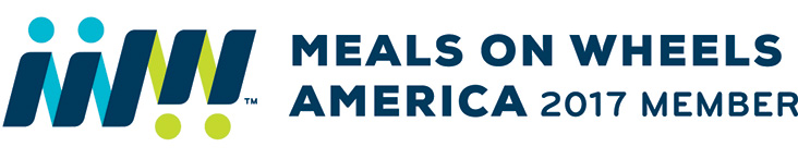 Meals on Wheels 2017 Member Logo